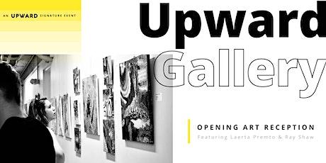Upward Gallery: Laerta Premto - Travelle Art Exhibit Opening Reception tickets