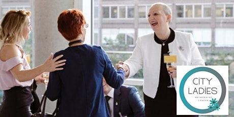 City Ladies Networking - London - April tickets