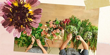 Wine & Vines Floral Design Class tickets