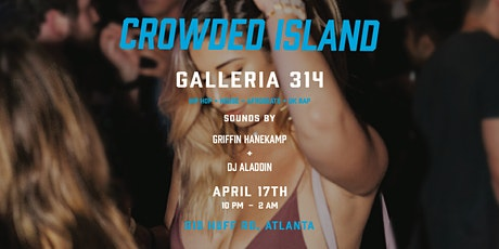 CROWDED ISLAND Season 2: Spring Session tickets
