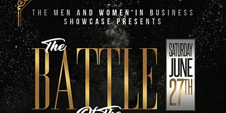 The Men and Women In Business Battle of The Businesses tickets