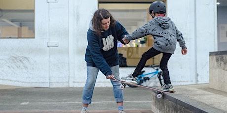Skateboard Club tickets