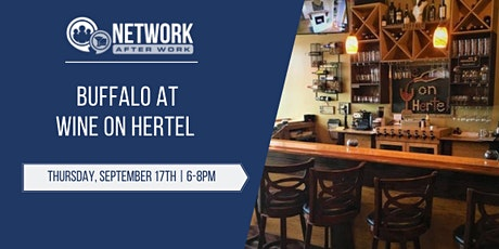 Network After Work Buffalo at Wine on Hertel tickets