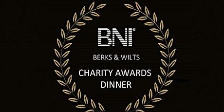 BNI Berkshire & Wiltshire Charity Awards Dinner tickets