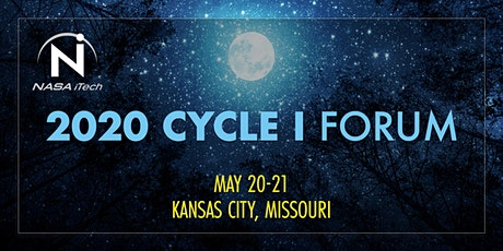 2020 NASA iTech Cycle I Forum tickets