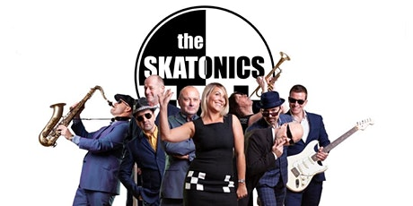 Ska'lloween: The Skatonics LIVE at The Marquee, Tonbridge Angels FC tickets