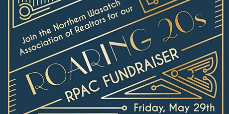 Roaring 20's RPAC Fundraiser tickets