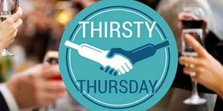 NETWORKING THIRSTY THURSDAY tickets