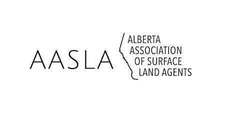 AASLA Luncheon - AER One Stop presentation tickets