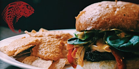 Cooking with The Red Herring: Veggie Burgers tickets