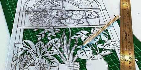 Paper Cutting Workshop with Alison Evans (3 Week Course) tickets