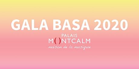Gala BASA 2020 billets