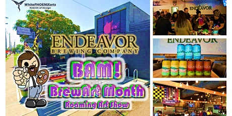BAM! Kickoff at Endeavor Brewing Co. tickets