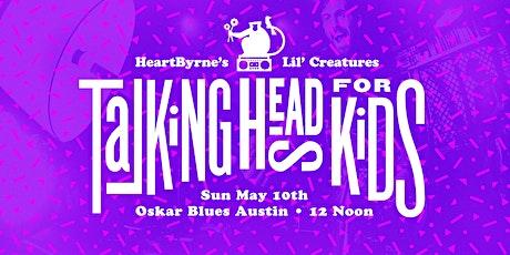 Talking Heads for Kids: HeartByrne's Little Creatures at Oskar Blues tickets