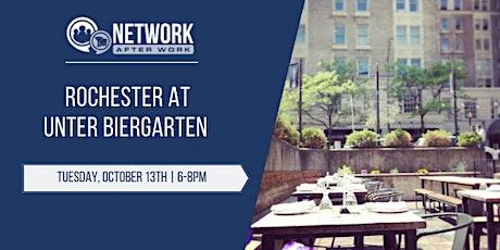 Network After Work Rochester at Unter Biergarten tickets
