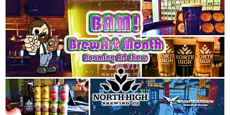 BAM! Highlights the arts at North High Brewing Co. tickets