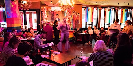 Drag & Draw (Daytime Session) tickets