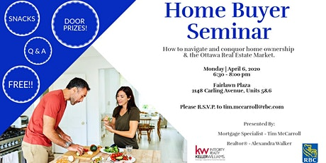 HOME BUYER SEMINAR tickets