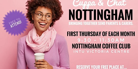 (cancelled) Cuppa + Chat 2nd July 2020 Nottingham tickets