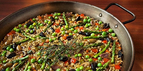 Jaleo Bethesda Cooking Class – The Art of Paella tickets