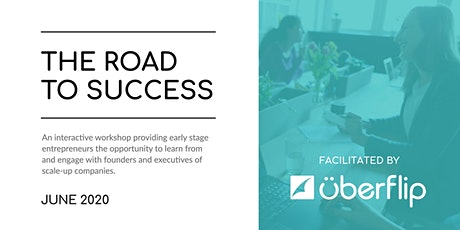 Road to Success Workshop - Uberflip tickets