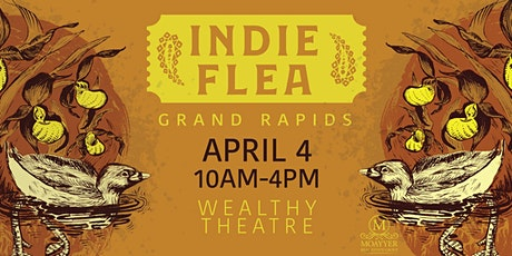 Cancelled--April Indie Flea GR Artisan & Makers Market tickets