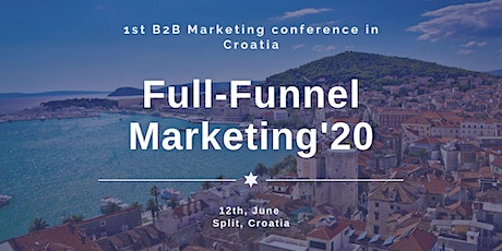 Full-Funnel Marketing Summit' 21 tickets