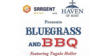 Bluegrass and BBQ tickets
