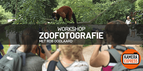 Zoofotografie in Artis met Rob Doolaard tickets