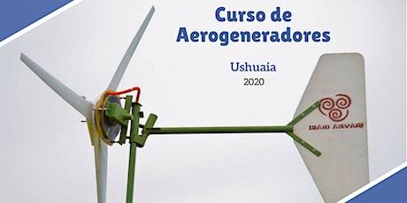 Curso teórico-práctico de energía eólica - Ushuaia / Abril 2020  entradas