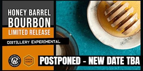 Honey Barrel Bourbon Release Event tickets