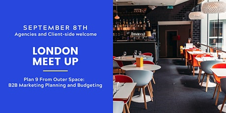 Business Marketing Club London Meet-Up - Client Side & Agencies Welcome tickets