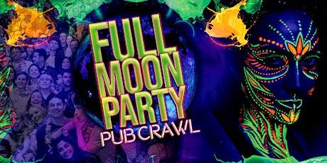 FULL MOON PARTY PUB CRAWL tickets