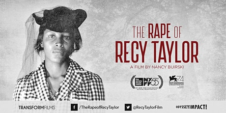 Encore Film Screening: The Rape of Recy Taylor tickets