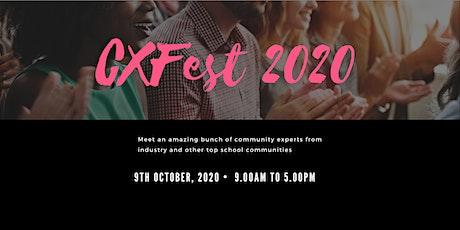 CXFest 2020 tickets