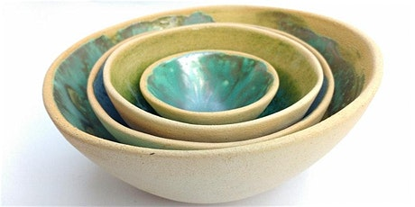 Ceramics for Beginners with Kathryn Borg (4 week course) tickets