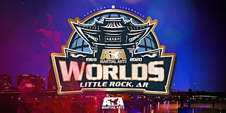 2020 Worlds Licensee Reception tickets