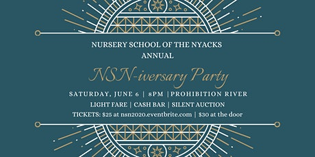 Nursery School of the Nyacks Annual NSN-iversary Party tickets