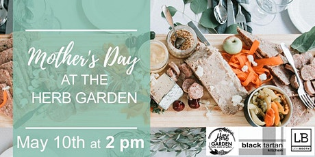 Mother's Day at the Herb Garden 2pm tickets