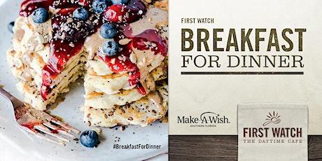 First Watch Breakfast For Dinner tickets