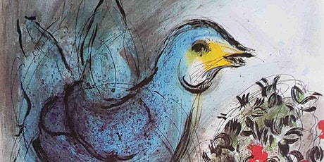 The Blue Bird: Chasing Happiness - FREE writing workshop for 8-11 year olds tickets
