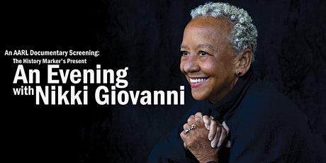 Documentary Screening: An Evening with Nikki Giovanni tickets