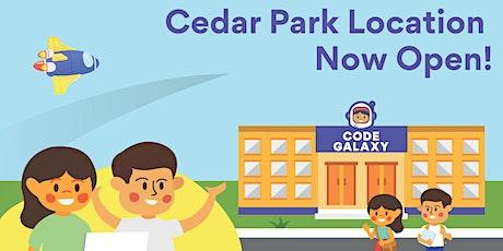 Code Galaxy Cedar Park Open House tickets