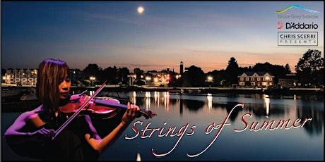 Strings of Summer tickets