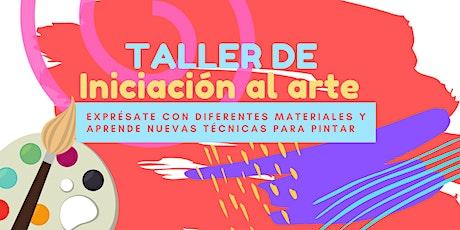 INICIACIÓN AL ARTE boletos