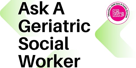 Ask A Geriatric Social Worker! tickets