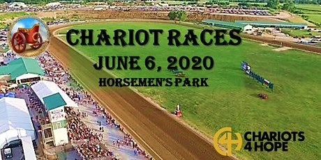Chariot Races 4 Hope 2020 tickets