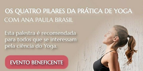 Os Quatro Pilares da Prática de Yoga ingressos