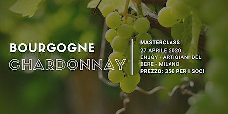 Bourgogne Chardonnay | Masterclass Degustibuss International biglietti