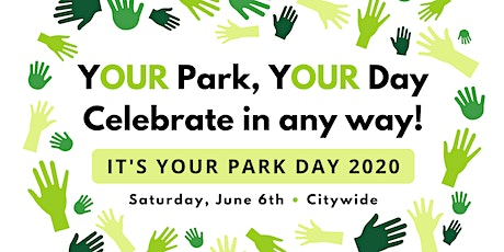 It's Your Park Day 2020 - Gompers Park tickets